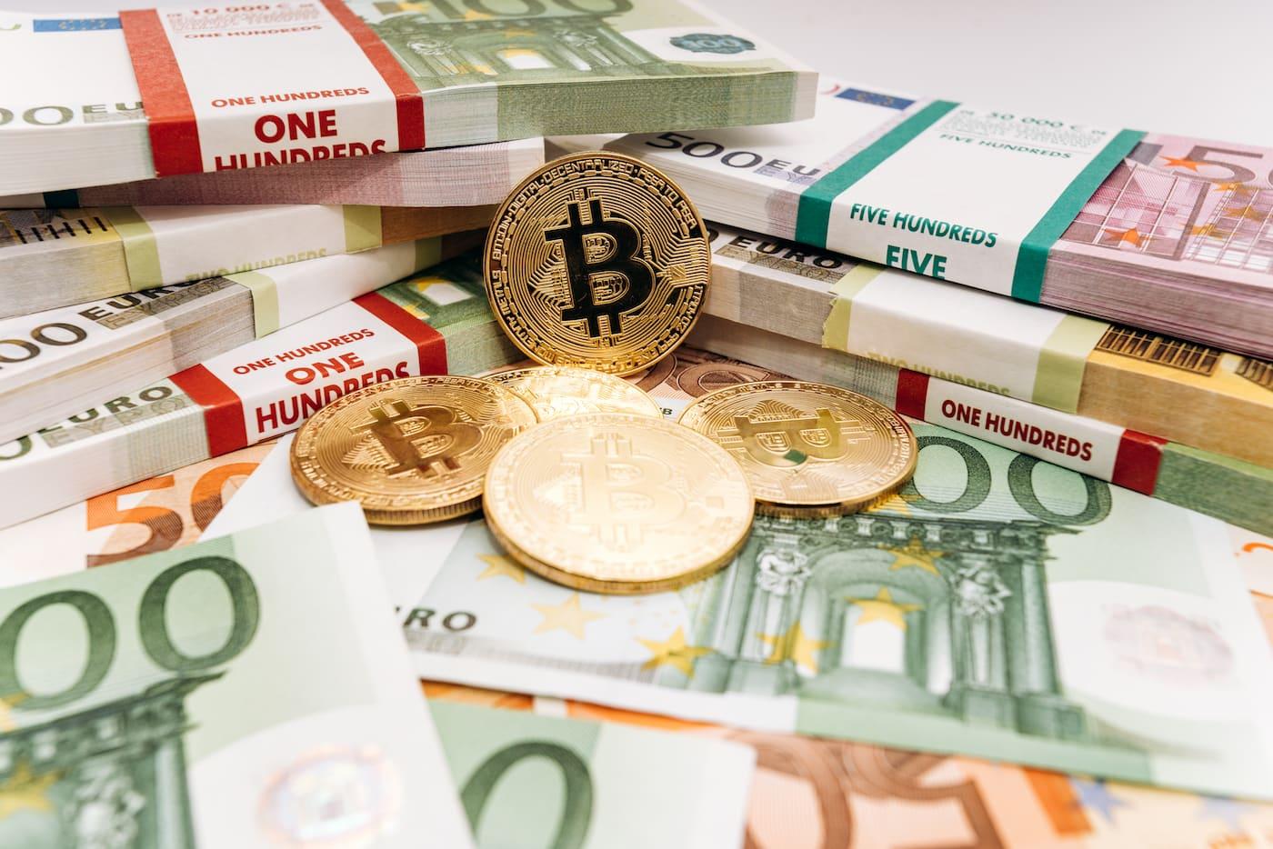 Kriminelle nutzen Bitcoin für Geldwäsche