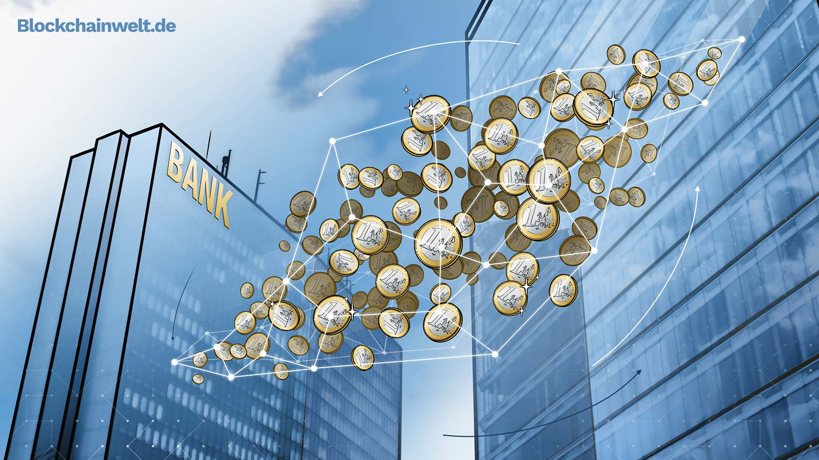 Central Bank Digital Currencies (CBDC) Illustration