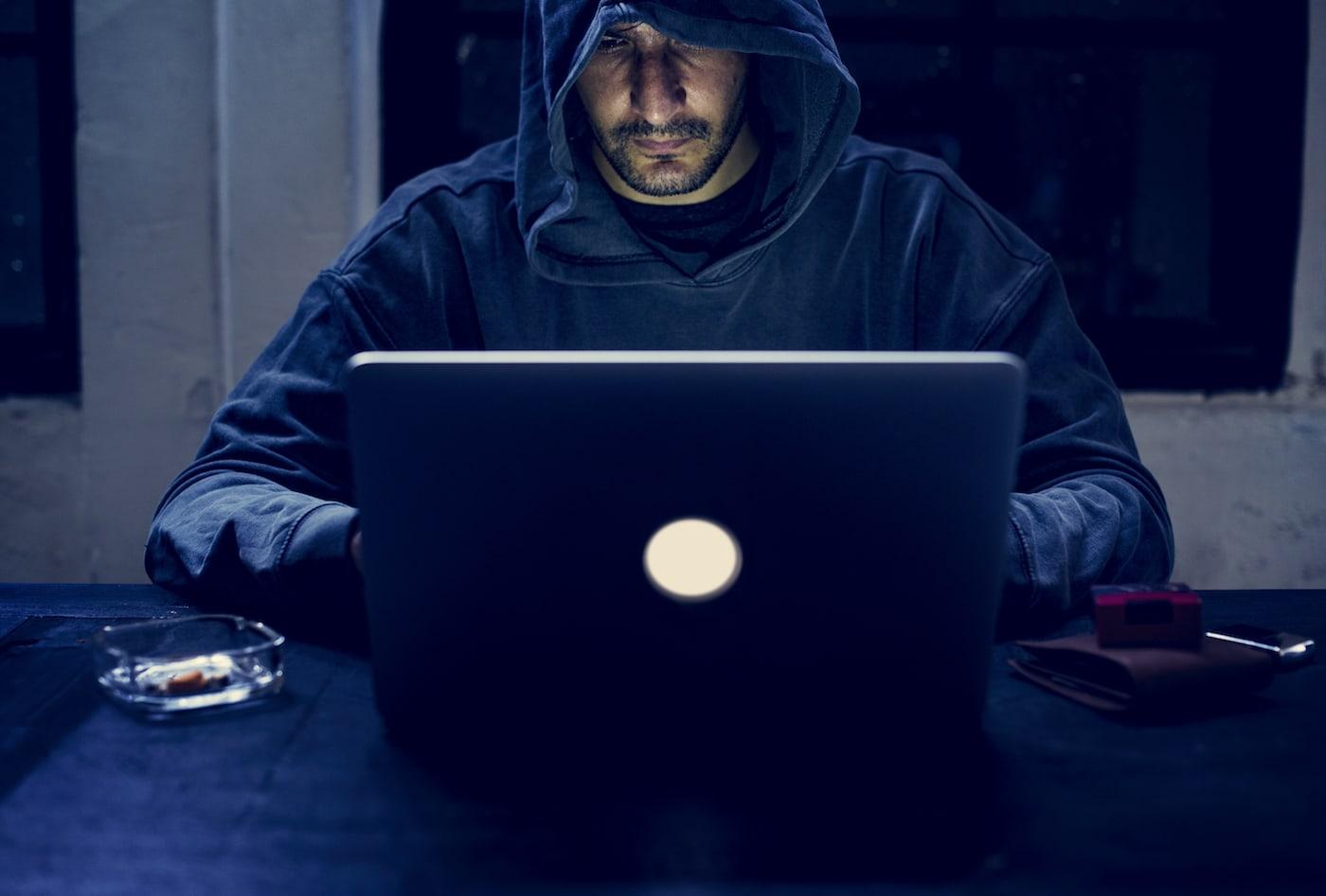 Kriminelle im Internet