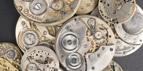Breitling Uhrwerk Blockchain Zertifikat