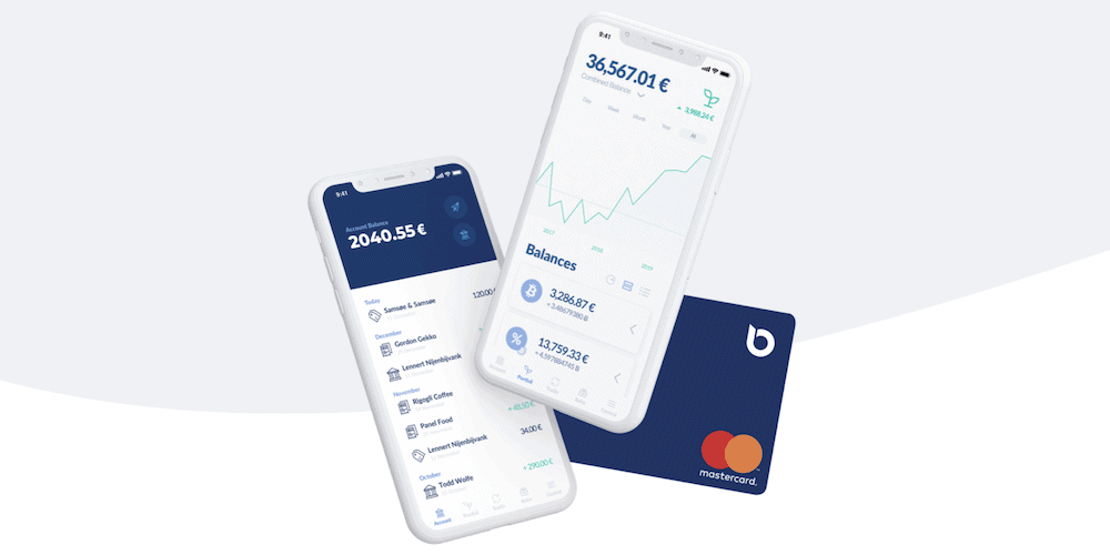 Bitwala Debitkarte im Vergleich