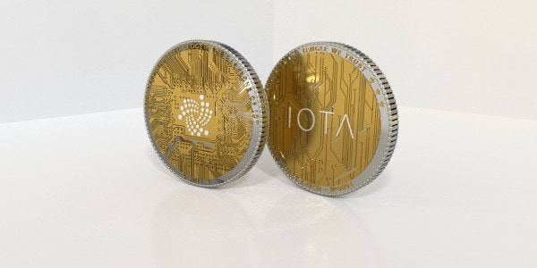 IOTA Coin from