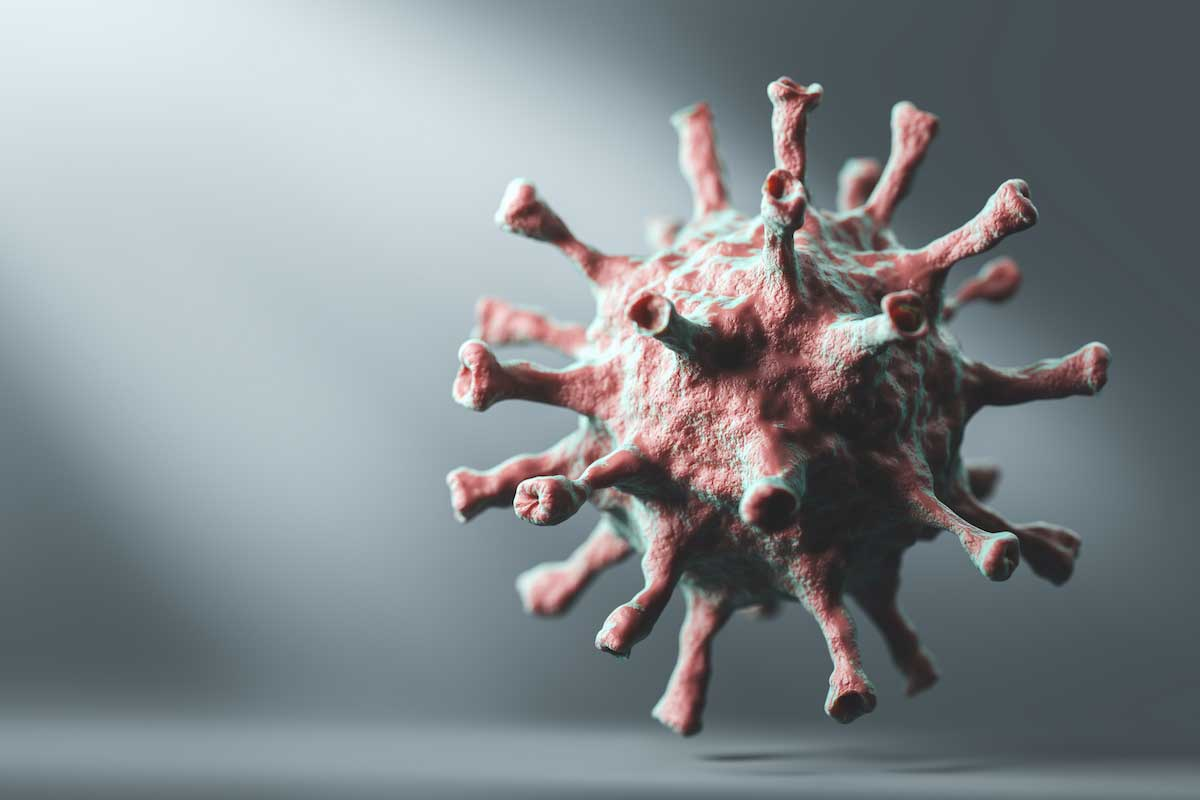 Corona Virus Abbildung