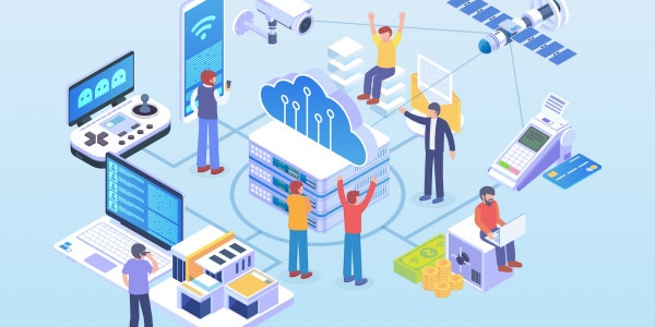 IOTA 2.0 Internet der Dinge