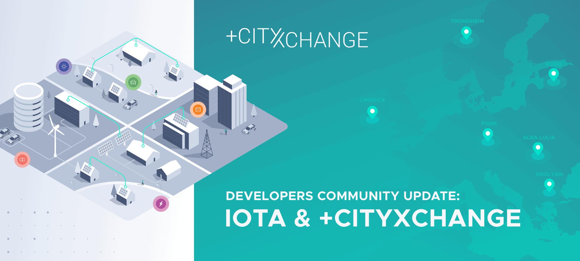IOTA +CityxChange