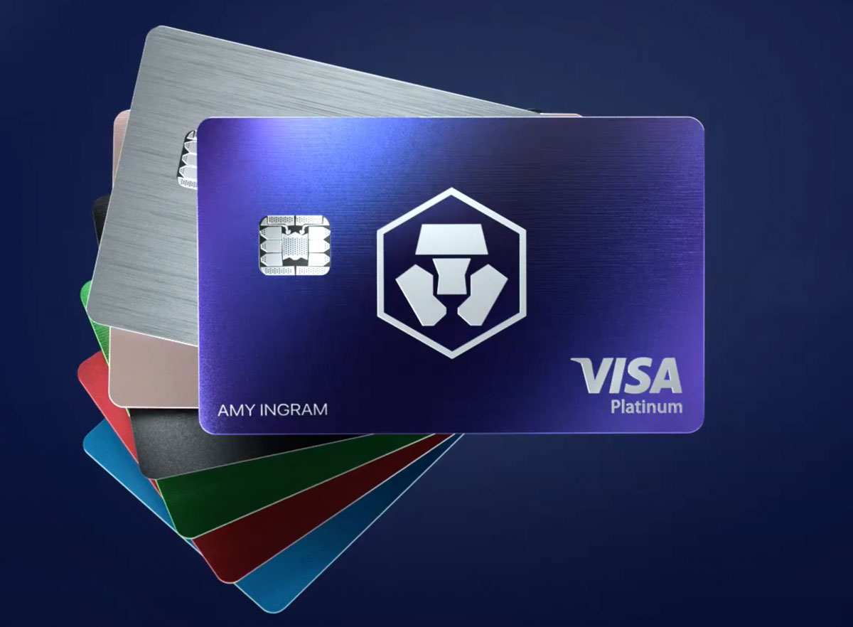 Crypto.com Kreditkarten
