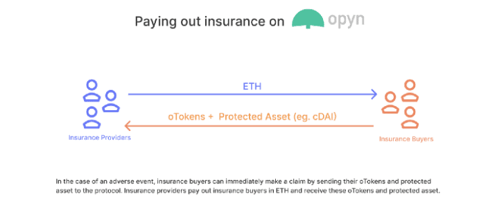 Opyn Paying Out Insurance