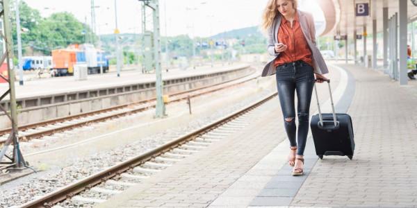 Deutsche Bahn Blockchain