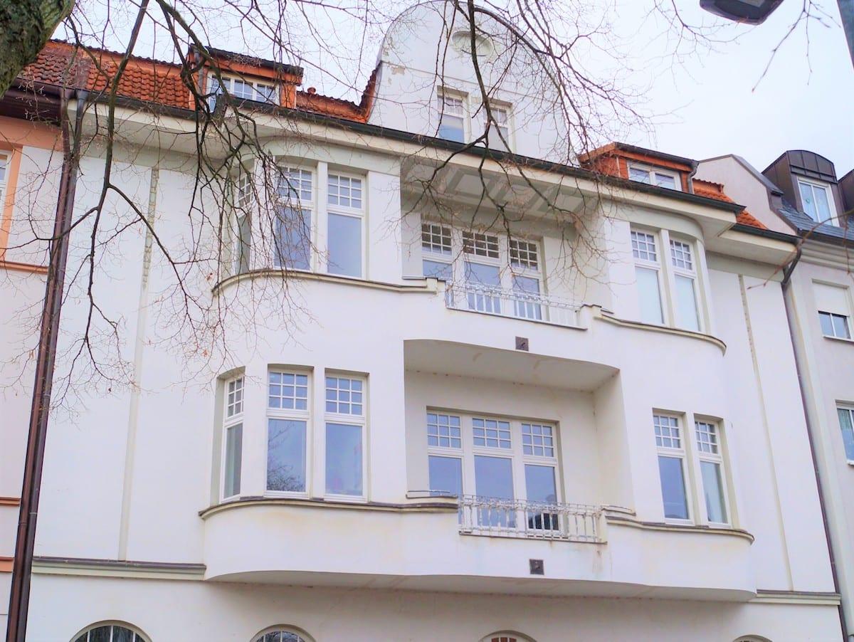 Gründerzeithaus Schwerin Altstadt