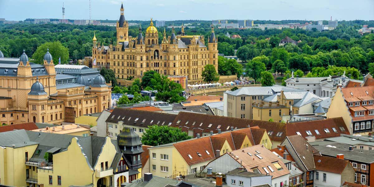 Schwerin Altstadt