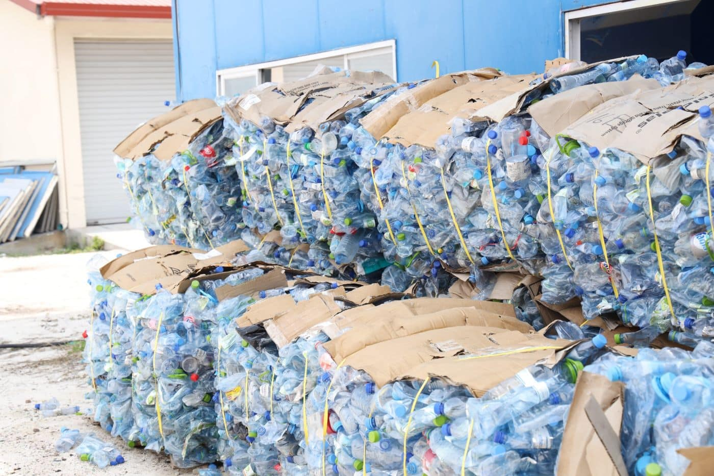 Smart Recycling Blockchain