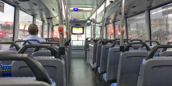 Mobilität im öffentlichen Nahverkehr