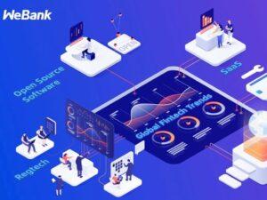 WeBank von Tencent - Top 50 Forbes Blockchain