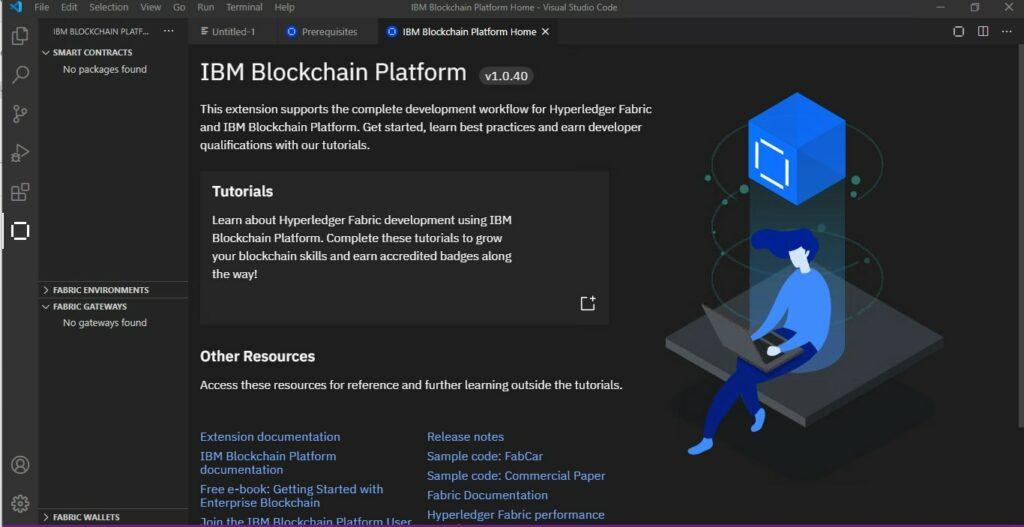 IBM Blockchain Plattform für Smart Contracts nutzen