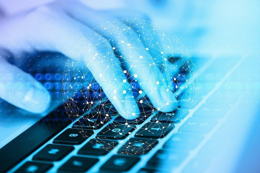 Blockchain-Netzwerke effektiv betreiben (Bild von Gerd Altmann auf Pixabay)