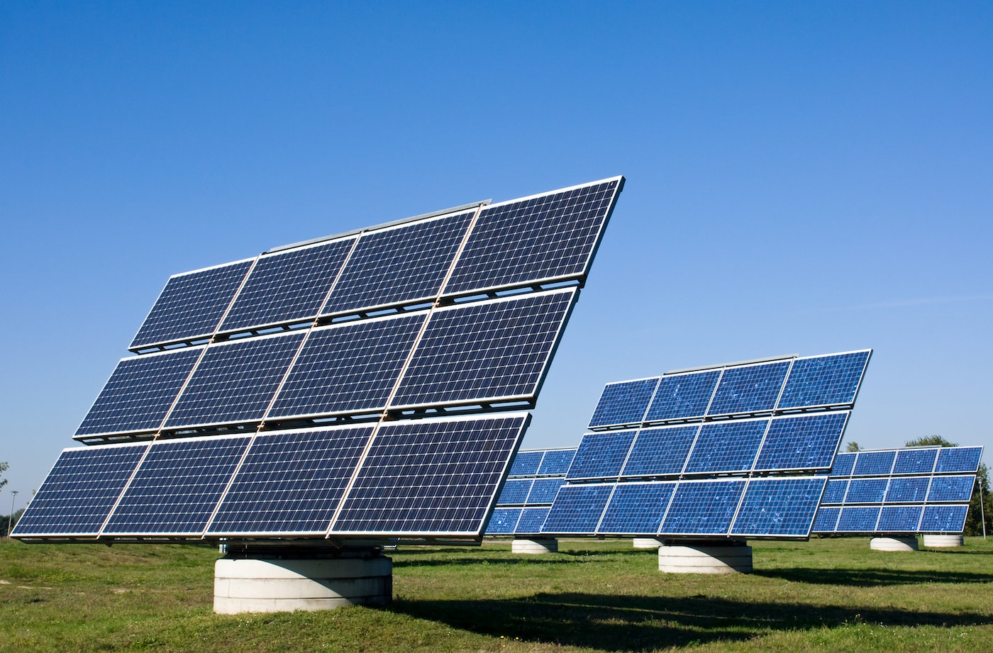 Blockchain-Technologie Solar