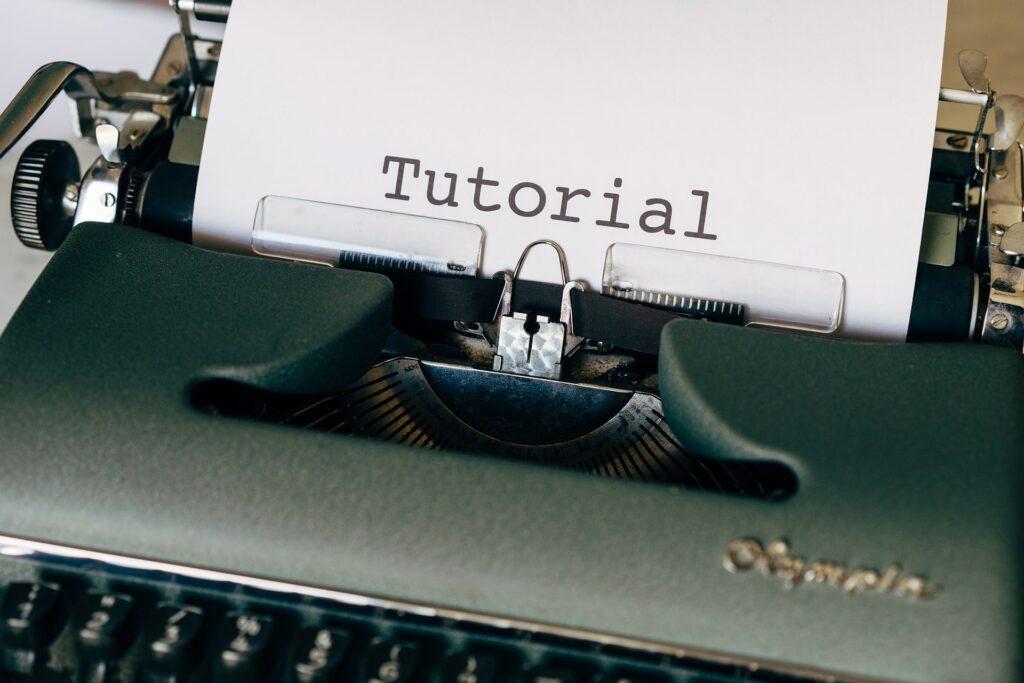 Die Entwickler von Bitcoinj stellen auch ein Tutorial zur Verfügung (Bild von Markus Winkler auf Pixabay)