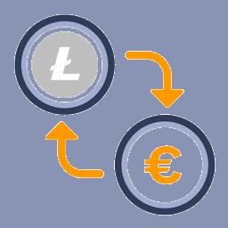 Litecoin Börse Icon