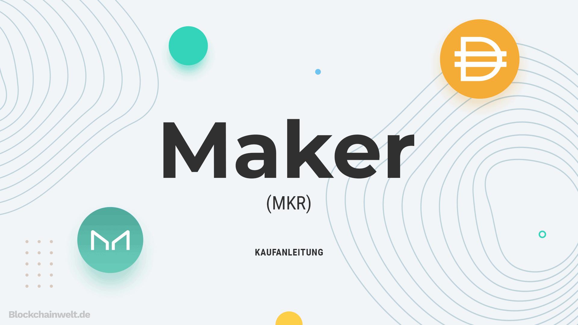 Maker MKR kaufen