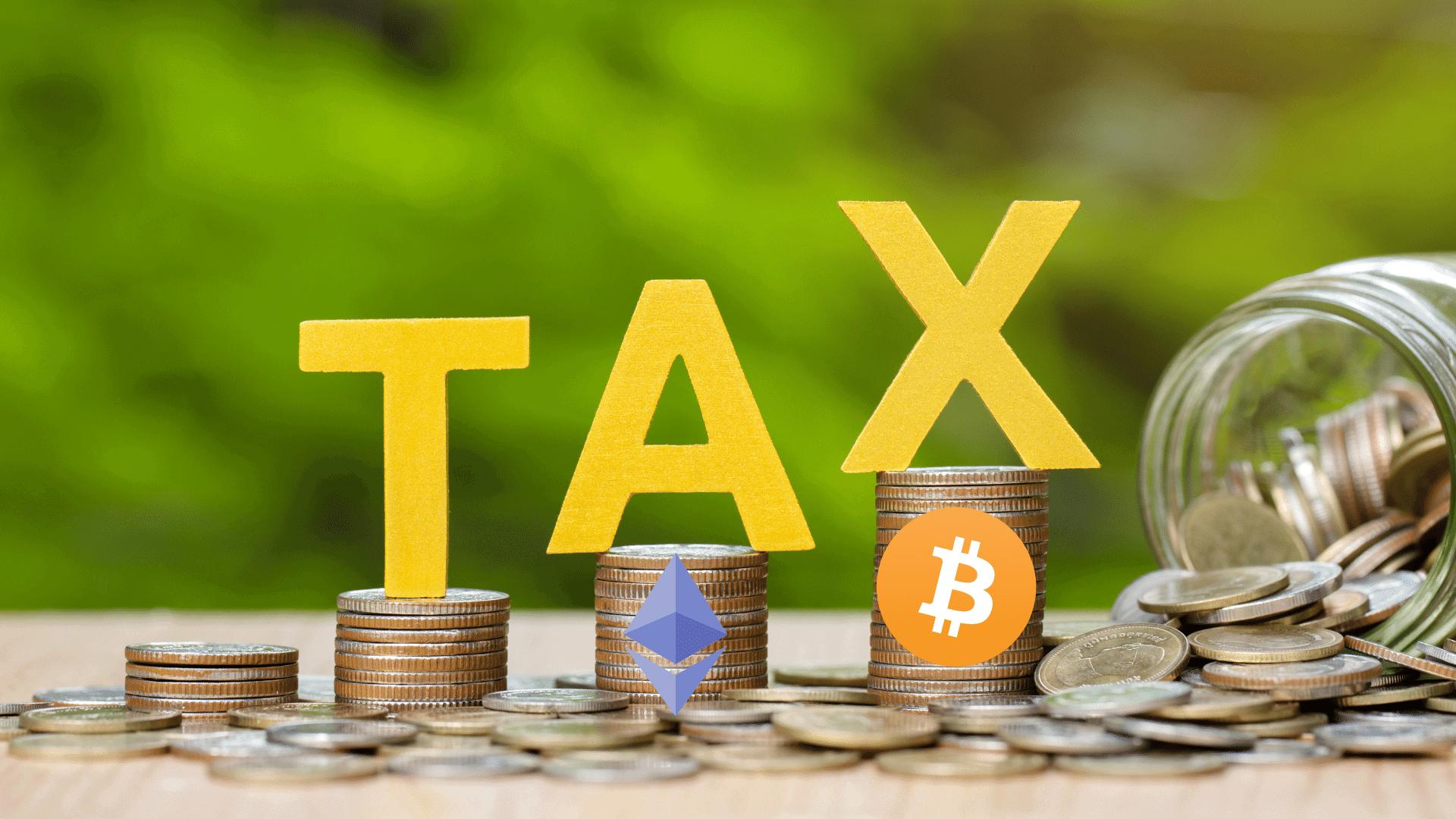 Steuern Tax Bitcoin Ethereum