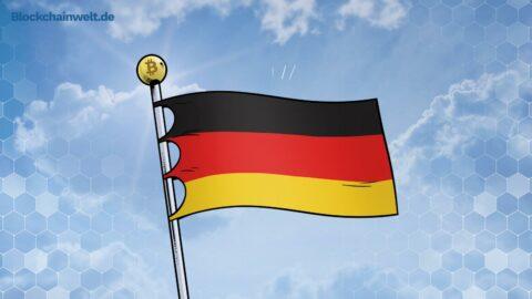 Blockchain Ökosystem Deutschland