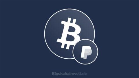 Bitcoin kaufen PayPal - Titelbild
