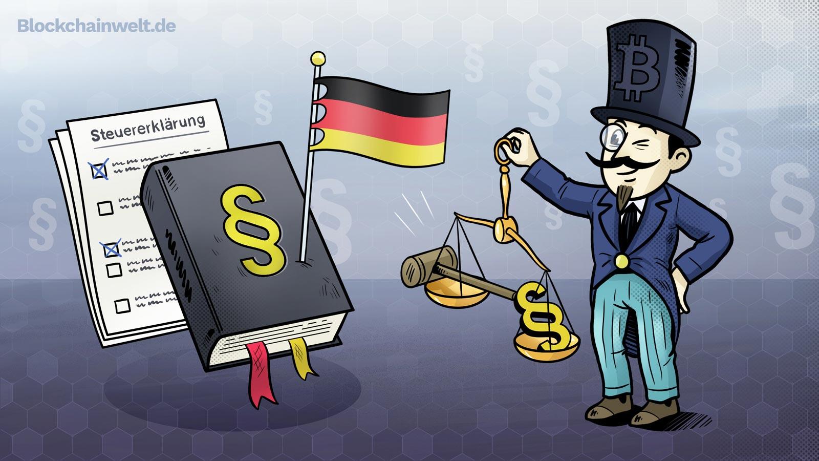 Krypto Steuern