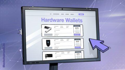 Hardware Wallet Vergleich