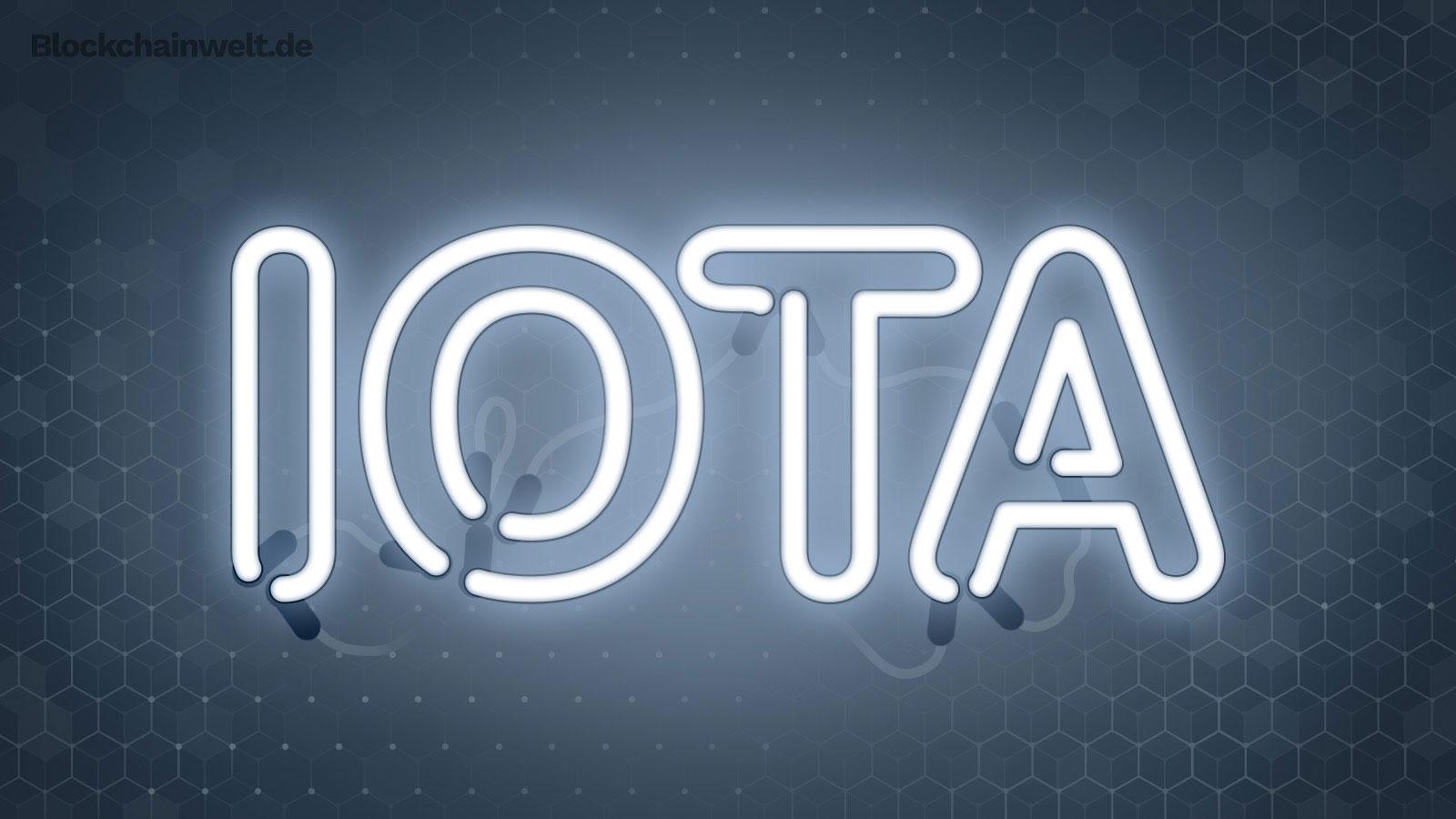 Was ist IOTA?