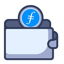 Filecoin im Wallet aufbewahren