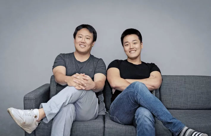 Foto von Daniel Shin und Do Kwon