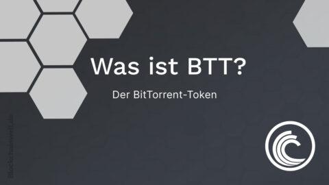Was ist der BitTorrent Token?