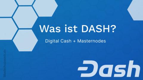 Was ist Dash?