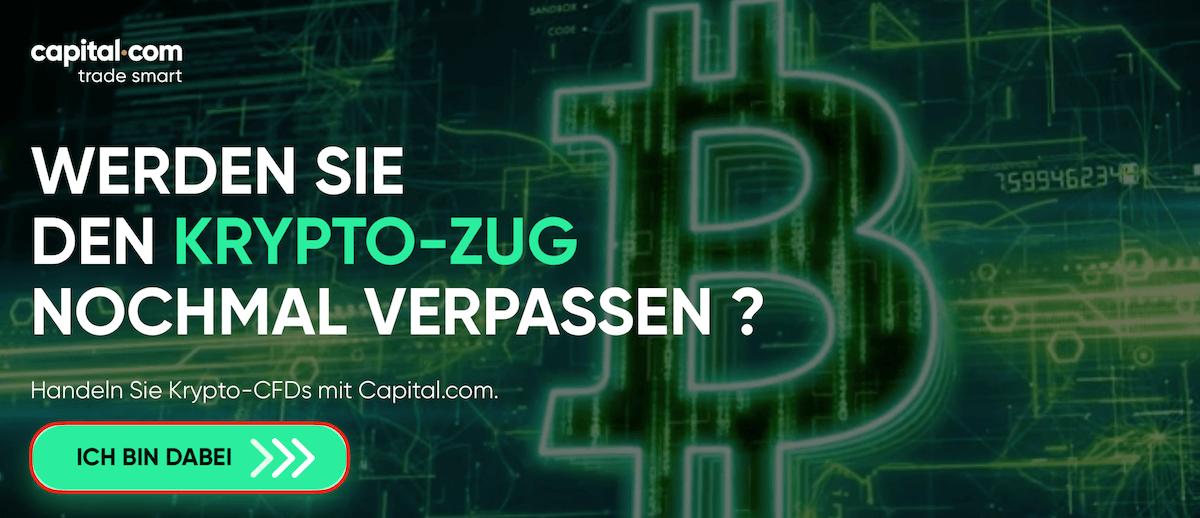Mit dem Handel bei Capital.com beginnen