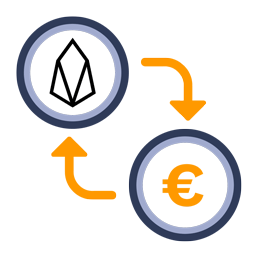 EOS Coin Börse