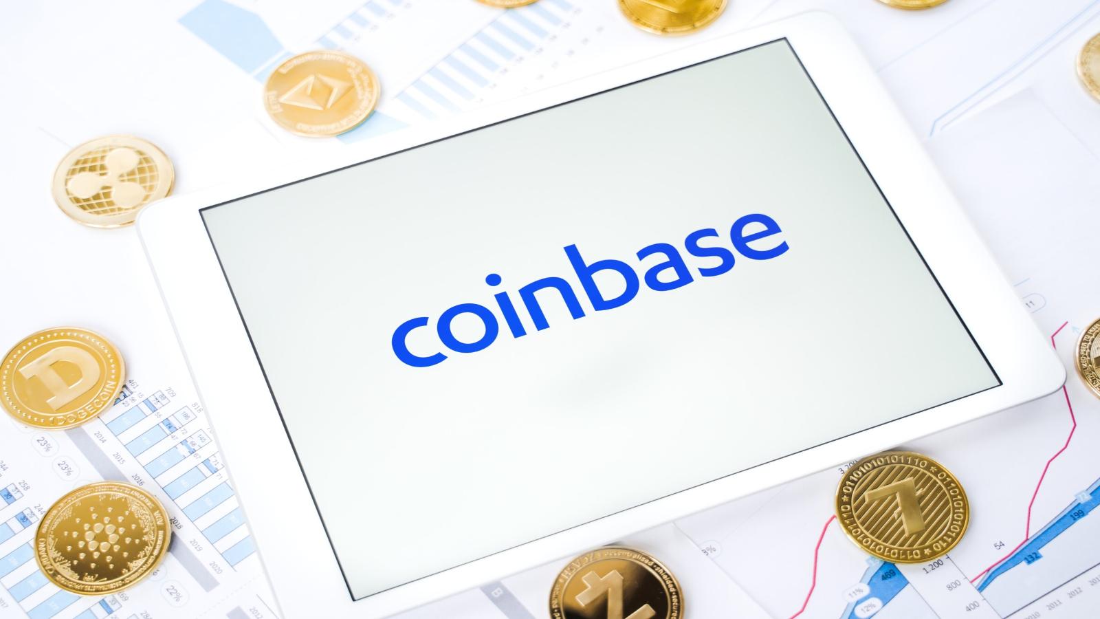 Coinbase Umsatz
