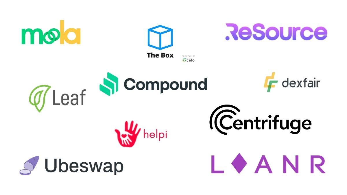 Partner im Celo Netzwerk für DeFi
