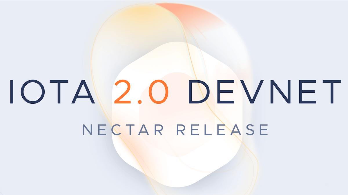 IOTA 2.0 DevNet (Nectar)