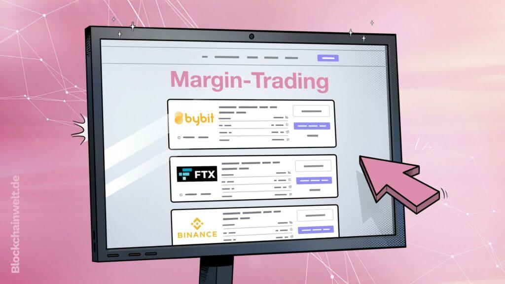 Margin-Broker Vergleich