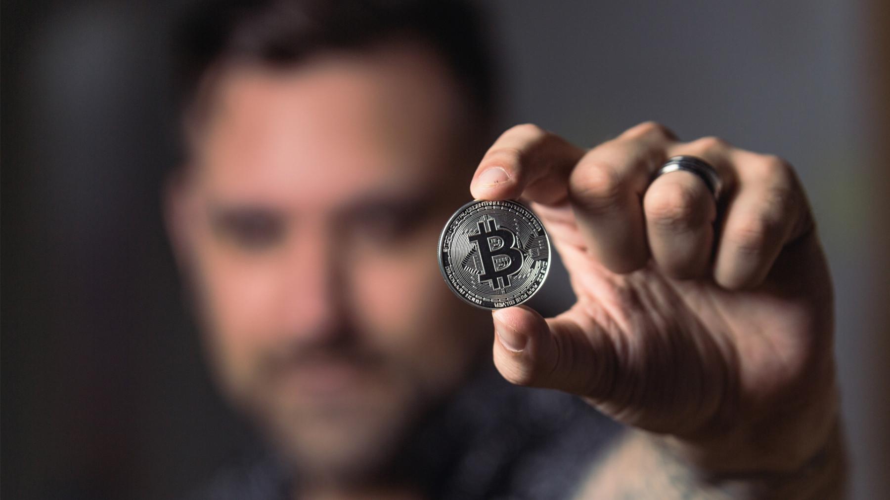 Mit seinen Bitcoin Transaktionen sollte man nicht prahlen