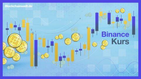 Binance Coin Kurs