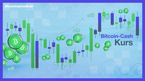 Bitcoin Cash (BCH) Kurs