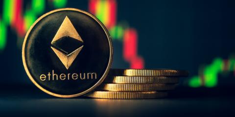 Ethereum Gas Preis sinkt auf Rekordtief