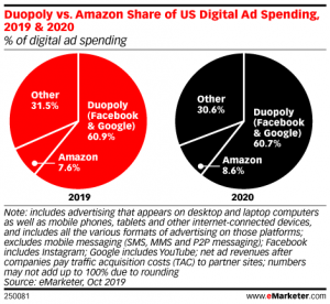 Duopoly Facebook und Google