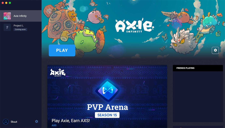 Mavis Game Hub