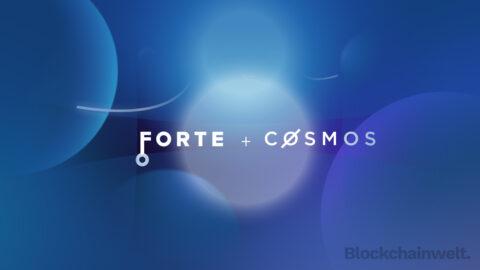 Cosmos (ATOM) geht Partnerschaft mit Forte ein